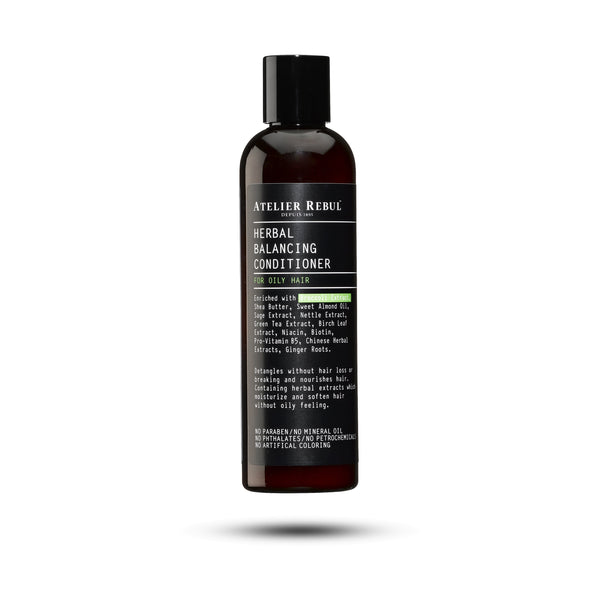 Herbal Balancing Conditioner 250ml | Atelier Rebul Webshop