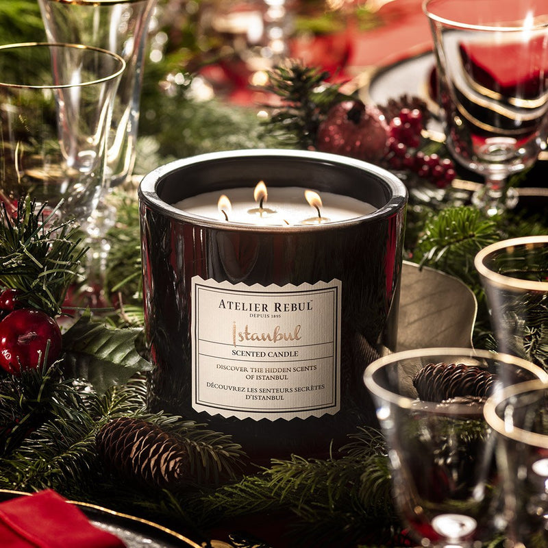 ATELIER REBUL ISTANBUL SCENTED CANDLE 950G