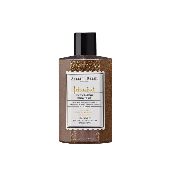 Istanbul Shower Gel with Scrub 250ml | Atelier Rebul Webshop