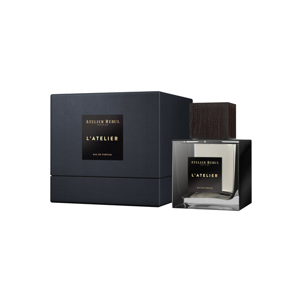 L'atelier Eau de Parfum 100ml for Men | Atelier Rebul Webshop