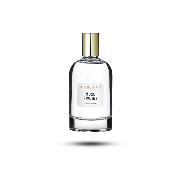 Musc Pivoine 100ml Eau de Parfum for Women | Atelier Rebul Webshop