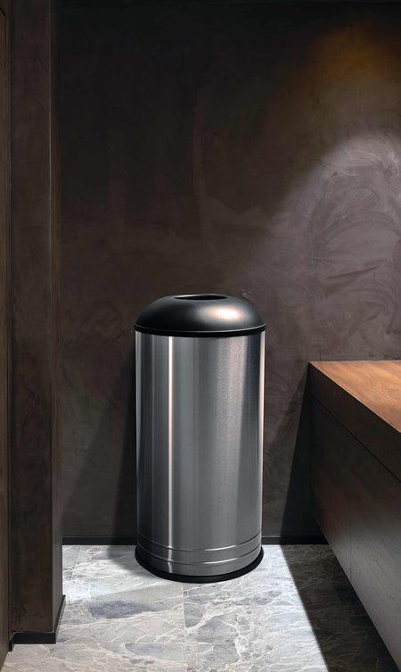 Trash Cans & Waste Receptacles