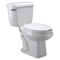 Z5561 Zurn 1.1 gpf pressure assist toilets with EcoFlush™ Technology