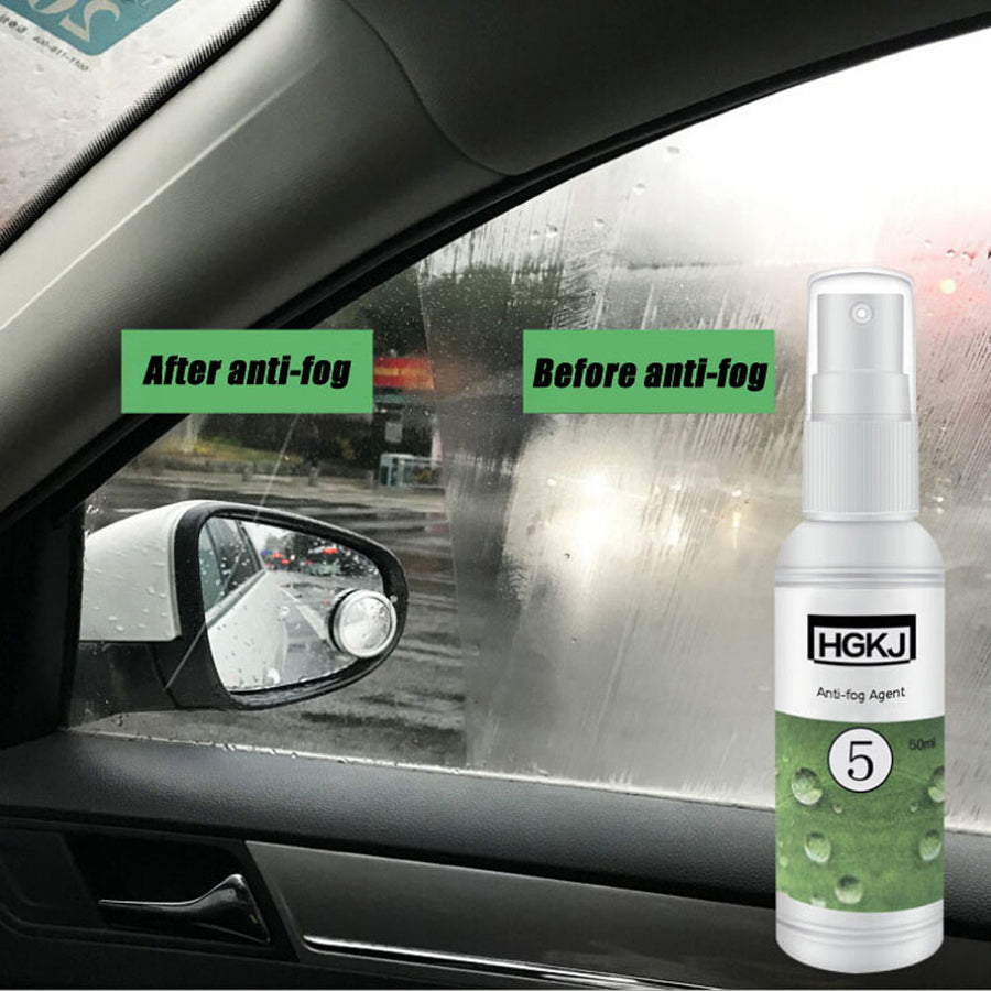 Anti Fog Coating