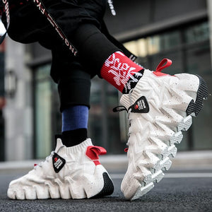 HEBRON 'Wave Reflex' X9X Sneakers