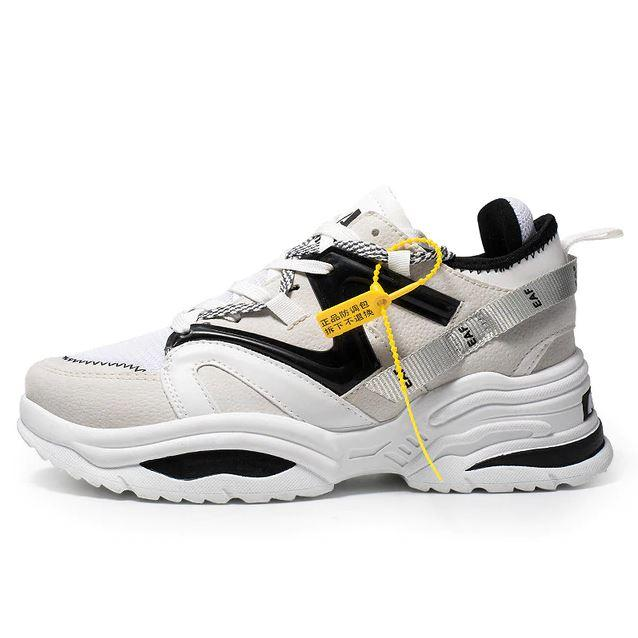CHUNKY X9X Wave Runner Sneakers - White