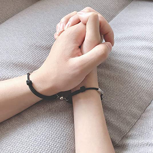 Magnetic bracelet - 2 Pcs set