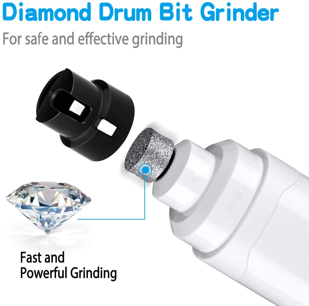 Rechargeable Dog Nail Grinder
