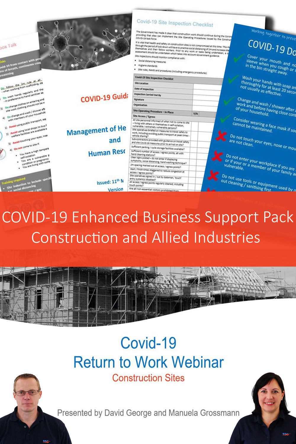 COVID-19 – Enhanced Business Support Pack - Construction and Allied Industries Pack