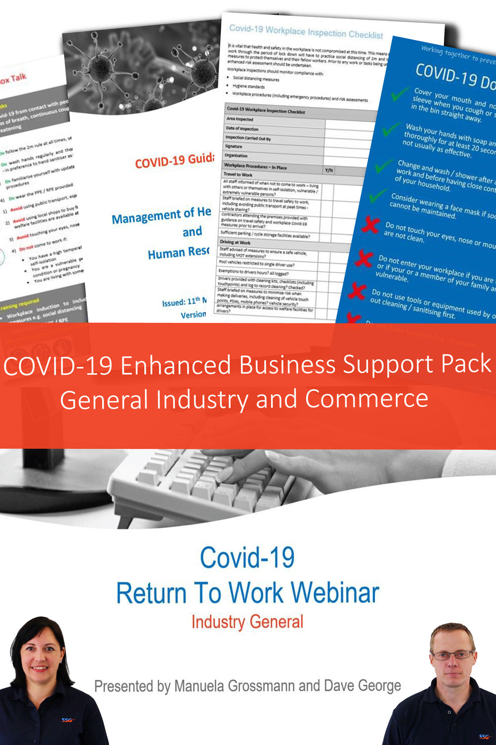 COVID-19 – Enhanced Business Support Pack - General Industry and Commerce Pack
