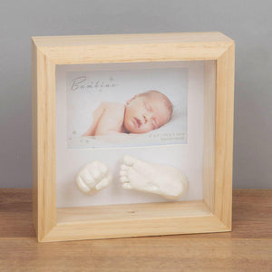 You added Bambino Natural Photo Frame Clay Hand & Foot 3D Casting Kit to your cart.