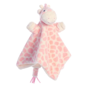 You added Soft Giraffe Baby Comforter - Pink to your cart.