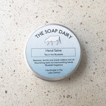 Load image into Gallery viewer, The Soap Dairy Hand Salve