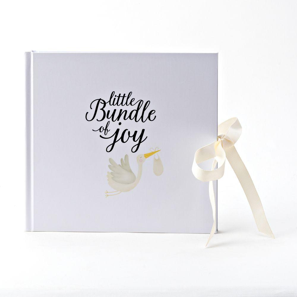 Hello Baby Photo Album 'Little Bundle of Joy'