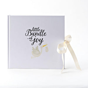 You added Hello Baby Photo Album 'Little Bundle of Joy' to your cart.
