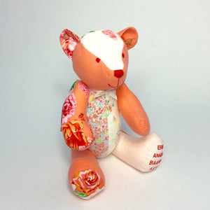 You added Baby Clothes Keepsake Bear to your cart.