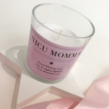 Load image into Gallery viewer, NICU Momma Scented Keepsake Candle