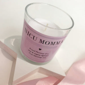 You added NICU Momma Scented Keepsake Candle to your cart.