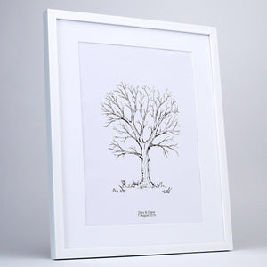 You added Personalised Fingerprint Tree, Hand Drawn Sketch to your cart.