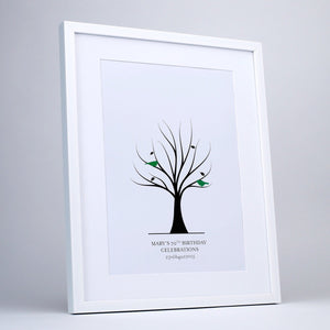 You added Fingerprint Tree, Personalised, Green Birds to your cart.