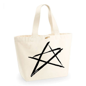 NICU ROCKS Star Tote Bag