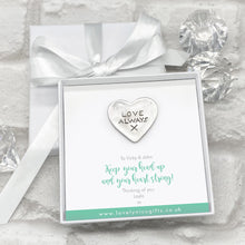 Load image into Gallery viewer, Love Always Token Personalised Gift Box - Various Messages