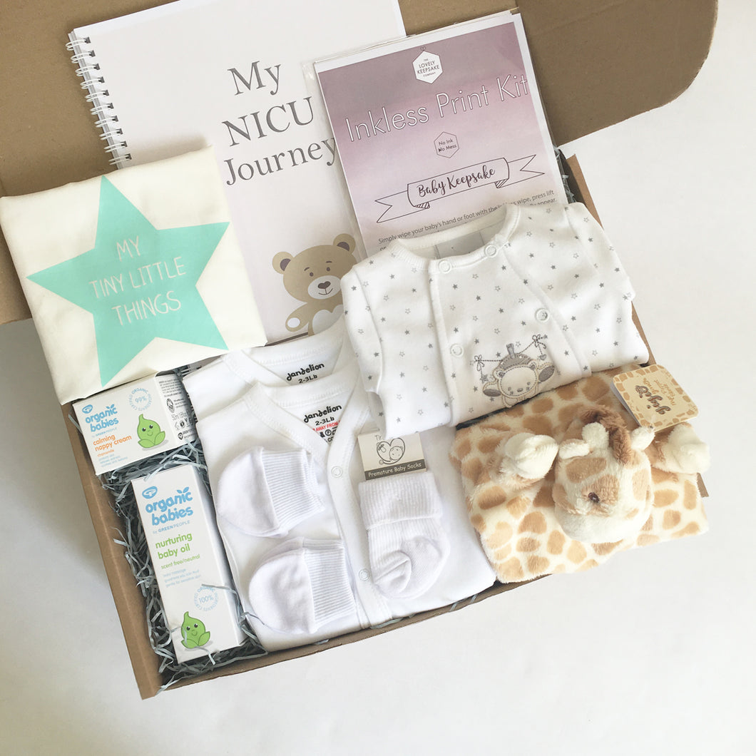 Preemie Practical PLUS Hamper (Neutral colours)