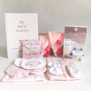 Preemie Practical PLUS Hamper (Pink)