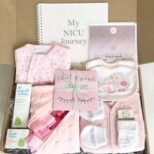 Load image into Gallery viewer, Preemie Practical PLUS Hamper (Pink)