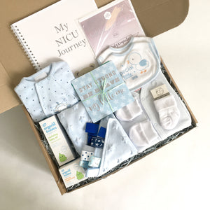 Preemie Practical PLUS Hamper (Blue)