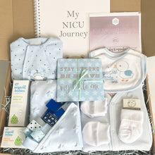 Load image into Gallery viewer, Preemie Practical PLUS Hamper (Blue)