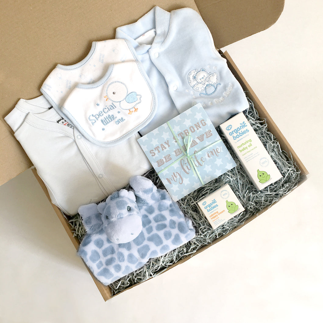 Preemie Prince PLUS Hamper