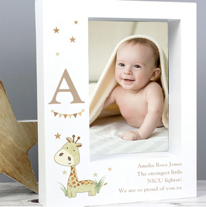 You added Personalised Hessian Giraffe Box Photo Frame to your cart.