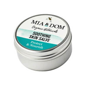 You added Mia & Dom Organic Soothing Skin Salve (50ml) to your cart.