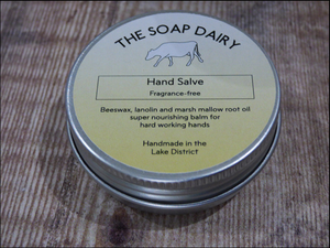 The Soap Dairy Hand Salve