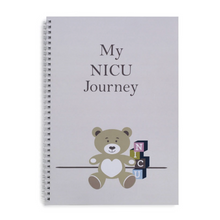 Load image into Gallery viewer, NICU (Neo-natal Intensive Care Unit) Special Care Record Book