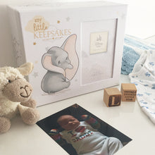 Load image into Gallery viewer, Disney Dumbo Magical Beginnings Keepsake Box