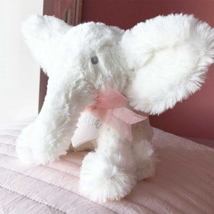 You added Personalised White Elephant Super Soft Teddy to your cart.