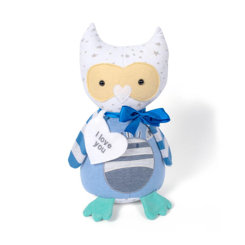Your Clothes Keepsake Owl