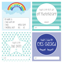 Load image into Gallery viewer, NICU Baby Milestone Cards