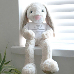 You added Personalised Name Bunny (Silver, Pink, Blue) to your cart.