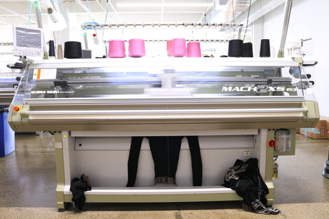 Brooklyn Knitting Machine Tailored