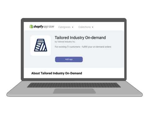 On-Demand Tailored
