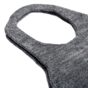 Lightweight Face Mask 2.5 - Charcoal Gray
