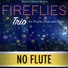 "PLAY ALONG - ""Fireflies"" (piccolo, flute, and piano) - NO FLUTE - AUDIO MP3 Accompaniment - Herman Beeftink"