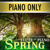 "PLAY ALONG - ""Spring"" (flute and piano) - PIANO ONLY - AUDIO MP3 Accompaniment - Herman Beeftink"