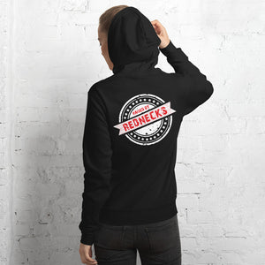 Raised by Rednecks Unisex hoodie