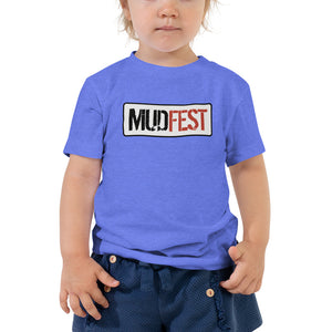 Mudfest Toddler Short Sleeve Tee