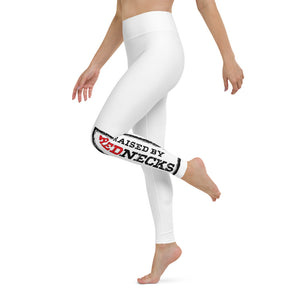 Raised By Rednecks Yoga Leggings
