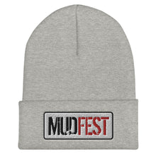 Load image into Gallery viewer, Mudfest Cuffed Beanie